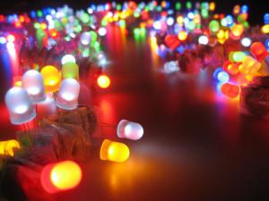 LED colorati