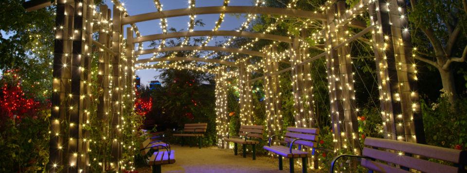 Come illuminare il giardino tutto quello che c da - Illuminare il giardino ...