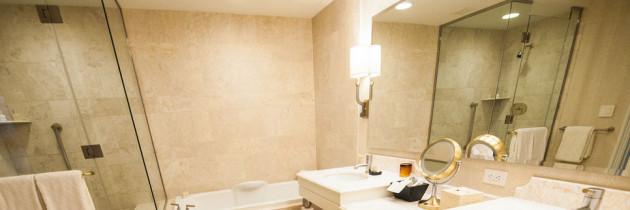 Come scegliere l 39 illuminazione per il bagno punto luce - Come fare per andare in bagno ...
