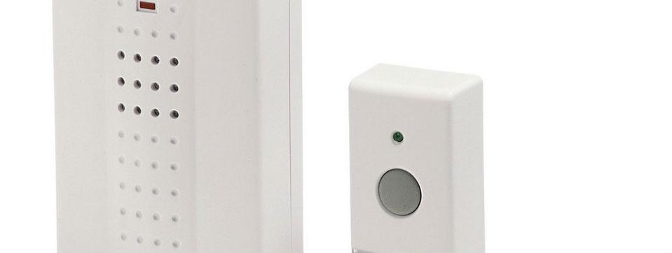 Come funziona un campanello senza fili punto luce - Campanello casa senza fili ...