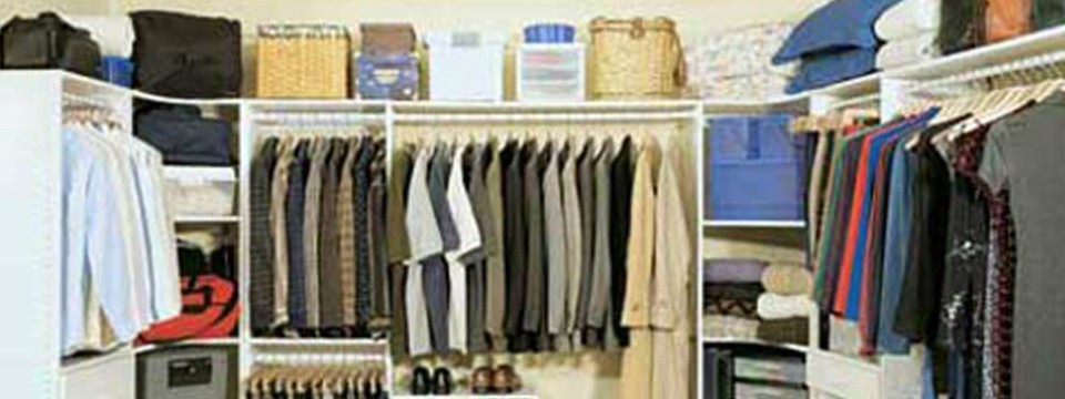 Come illuminare una cabina armadio – Punto Luce