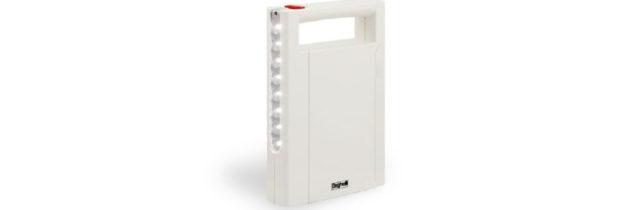 Lanterna portatile d'emergenza Beghelli: una soluzione contro il black-out