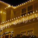 Come mettere le luci natalizie da esterno