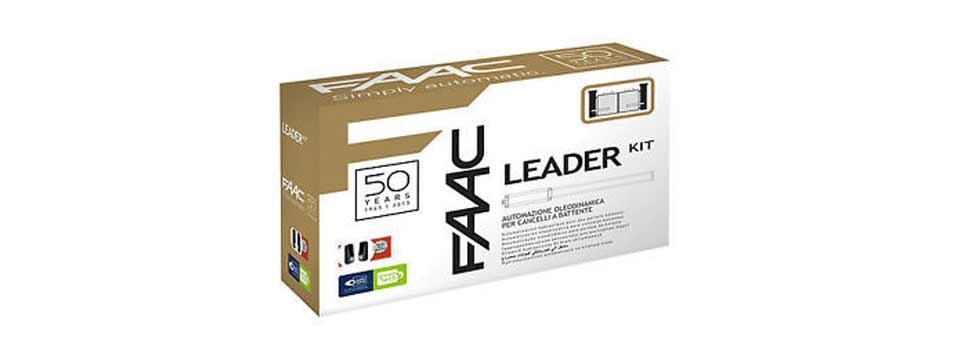 Faac-Leader-Kit