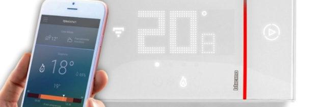 Bticino Smarther X8000, il cronotermostato intelligente